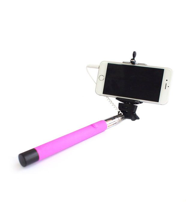 Top Star Top Star Monopod Selfie Stick for android Iphone Microsoft Phones