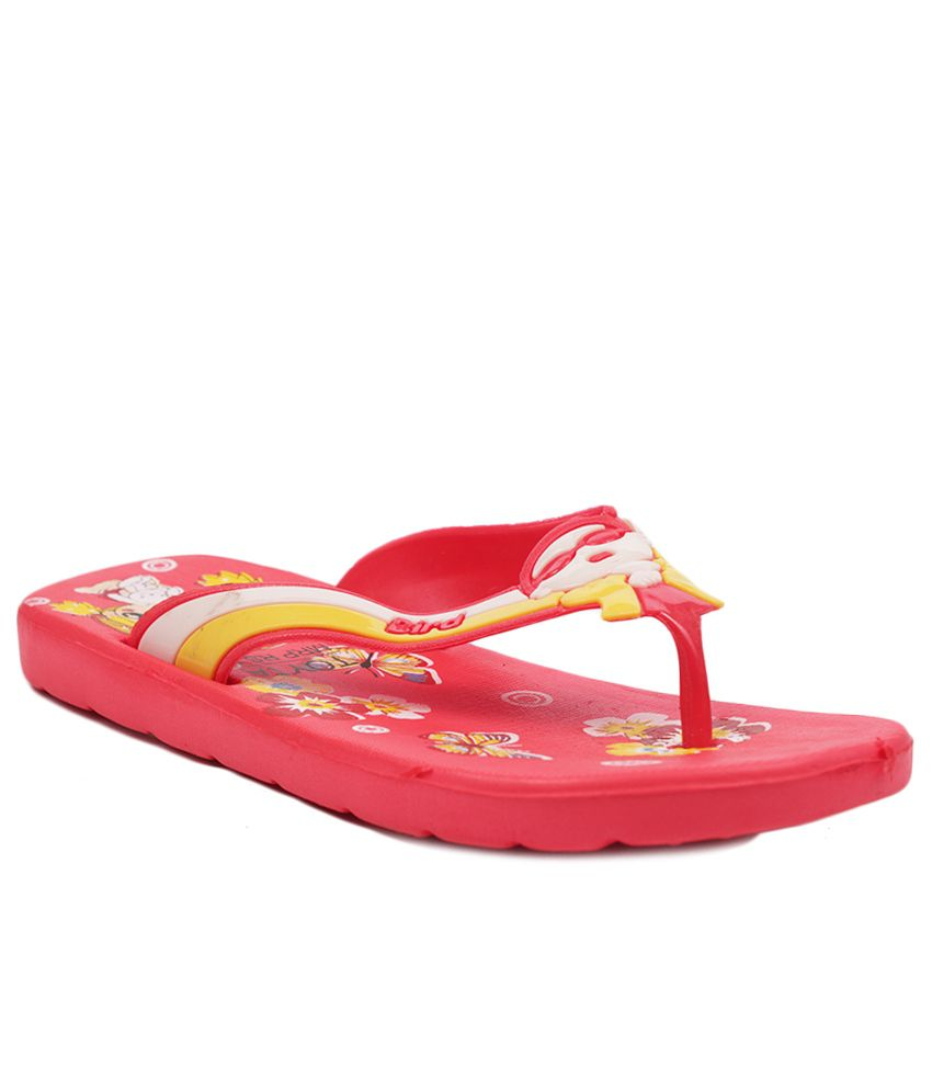 Aalishan Red EVA Slippers