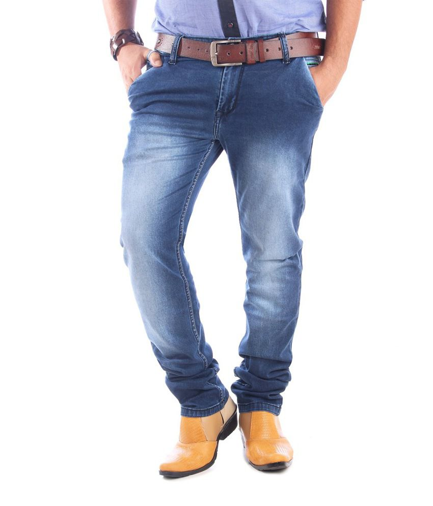 Yup Blue Slim Fit Jeans