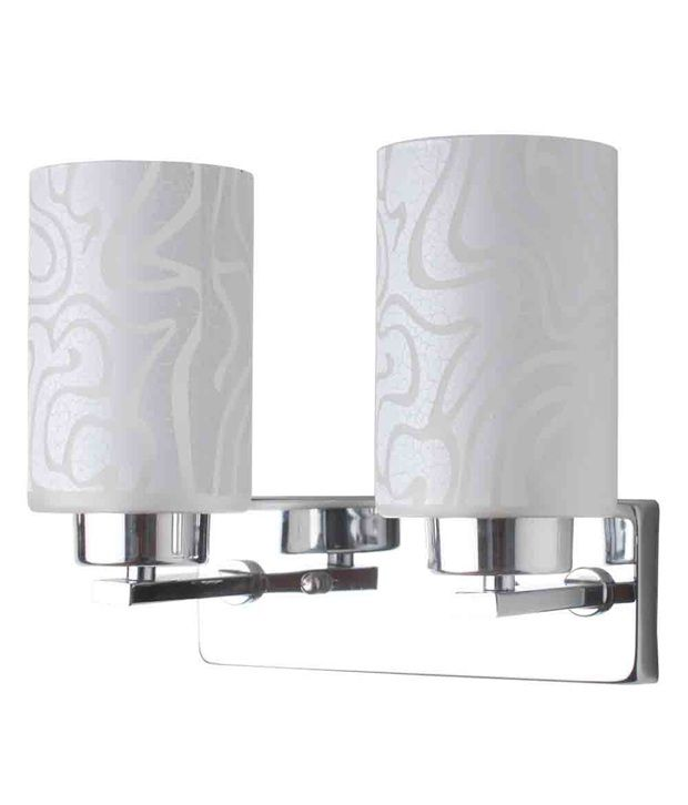 Wall Lamps Snapdeal : Buy LeArc Designer Lighting Chrome Wall Lights Online at Low Price in India - Snapdeal