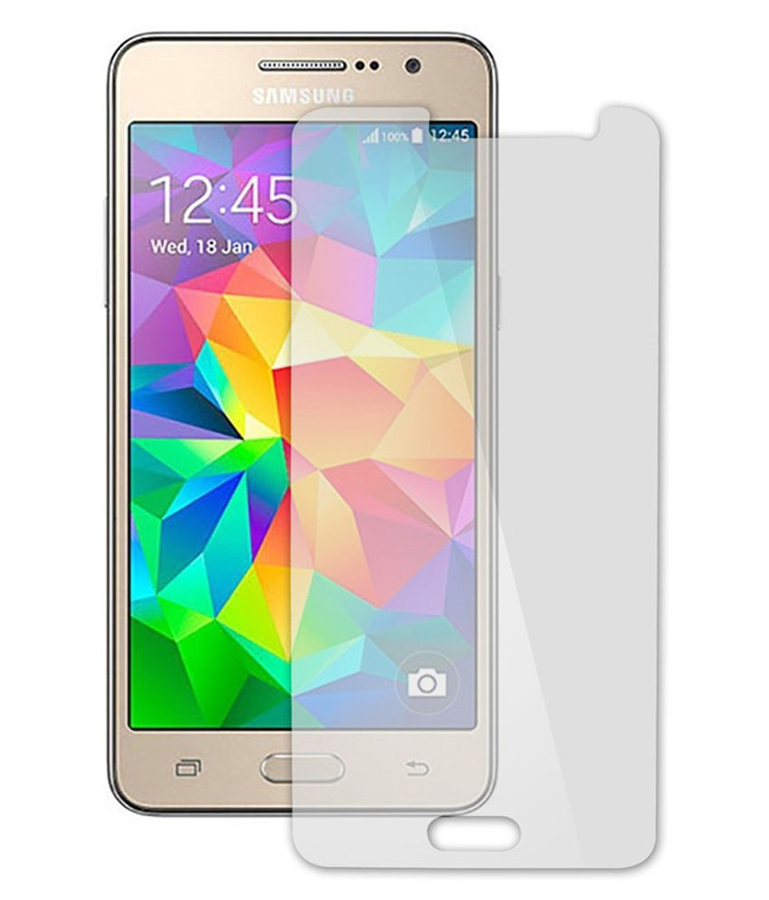 Samsung Galaxy Grand Prime Matte Screen Guard by Mob Star