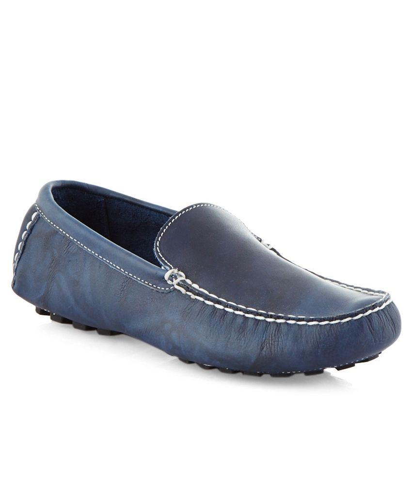 6008f0673ab Steve Madden Navy Loafers Shoes - Buy Steve Madden Navy Loafers ...