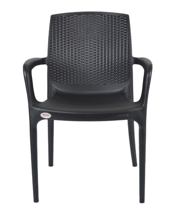 Incredible Supreme Plastic Chair In Black Download Free Architecture Designs Itiscsunscenecom