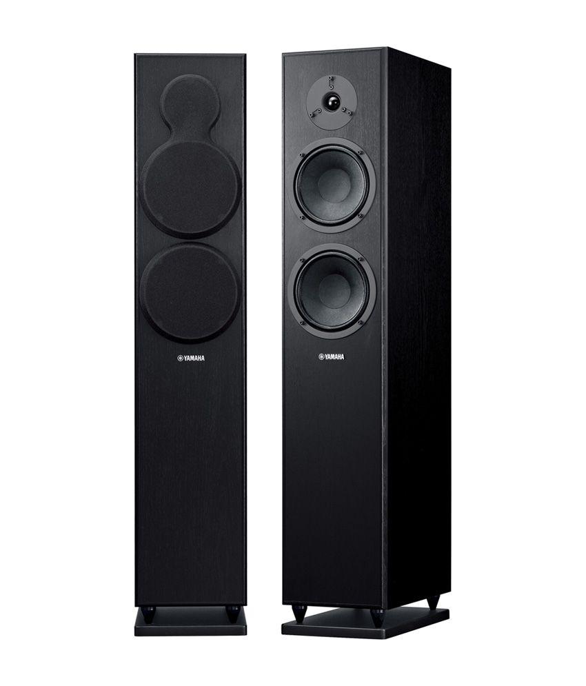 Buy yamaha ns f150 floorstanding speaker online at best for Yamaha speakers price