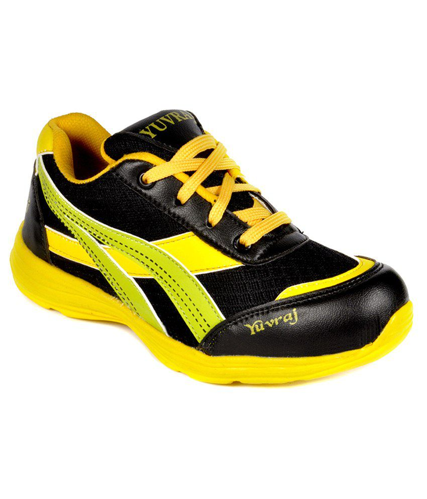Buy Yellow Shoes Online India