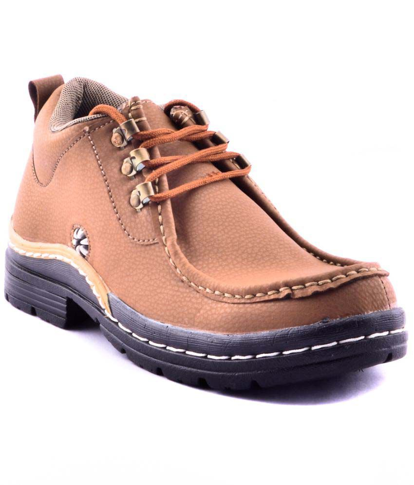 Calaso Tan Boots