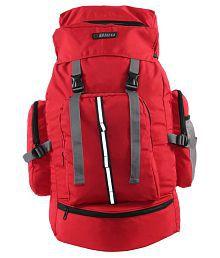 Bleu Trendy Red Hiking Backpack
