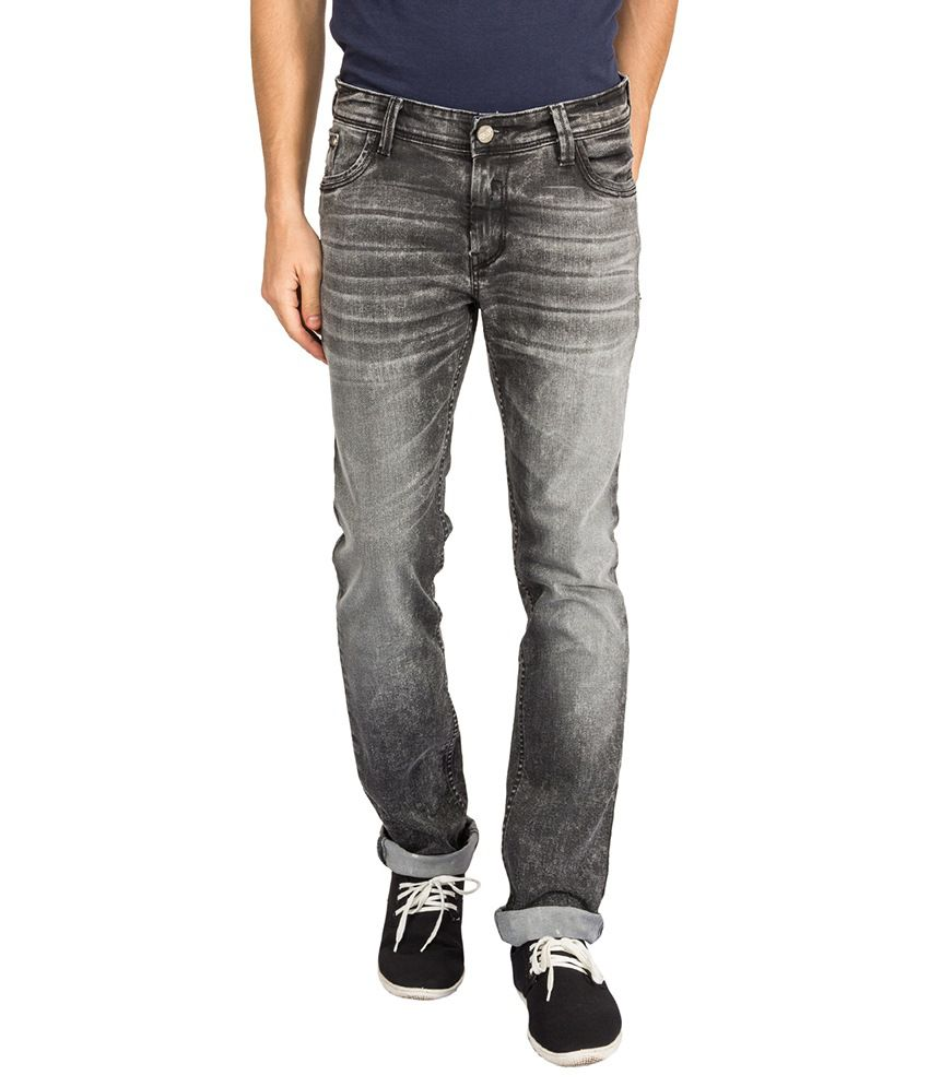 Derby Jeans Community Grey Slim Fit Jeans