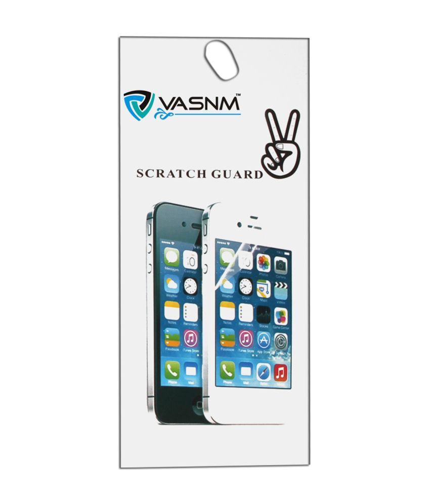 Apple Iphone 4s Front And Back Clear Screen Guard by Vasnm