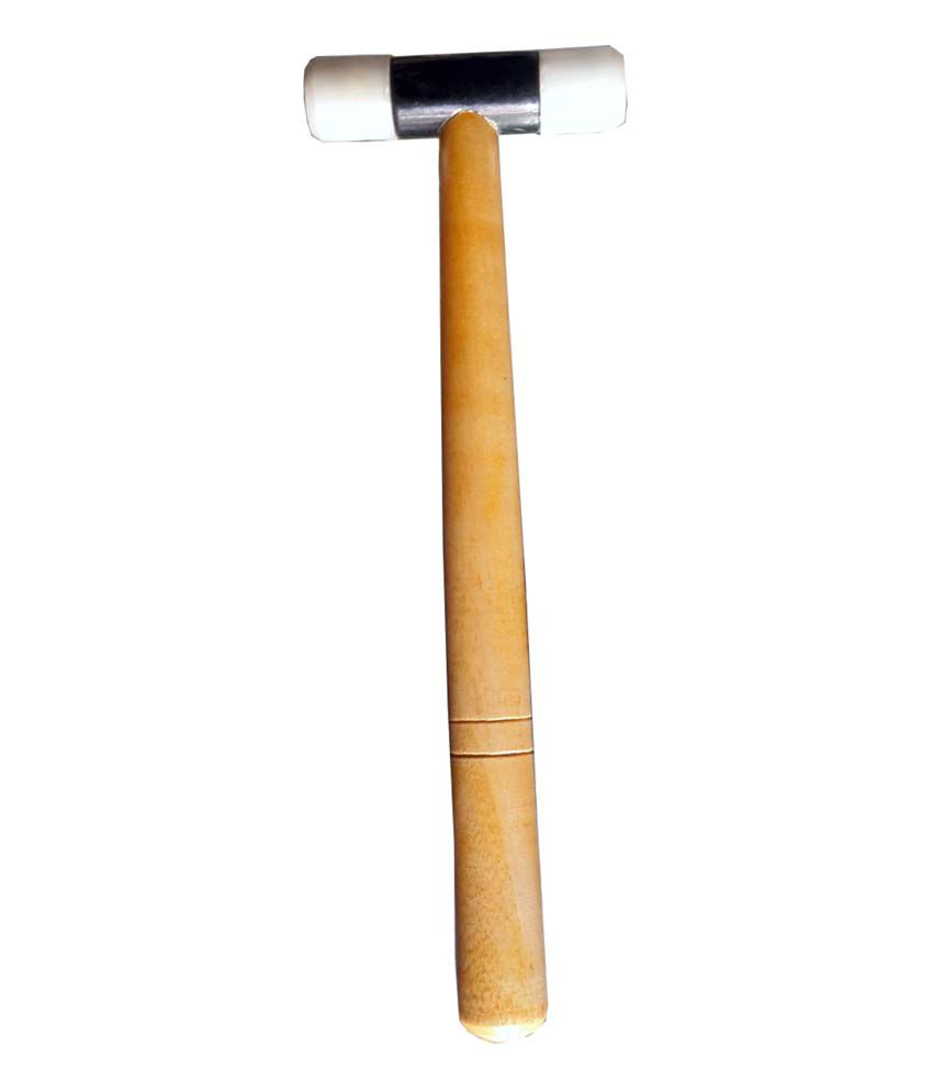 Abdullah Gs-973 Yellow Wooden Hammer