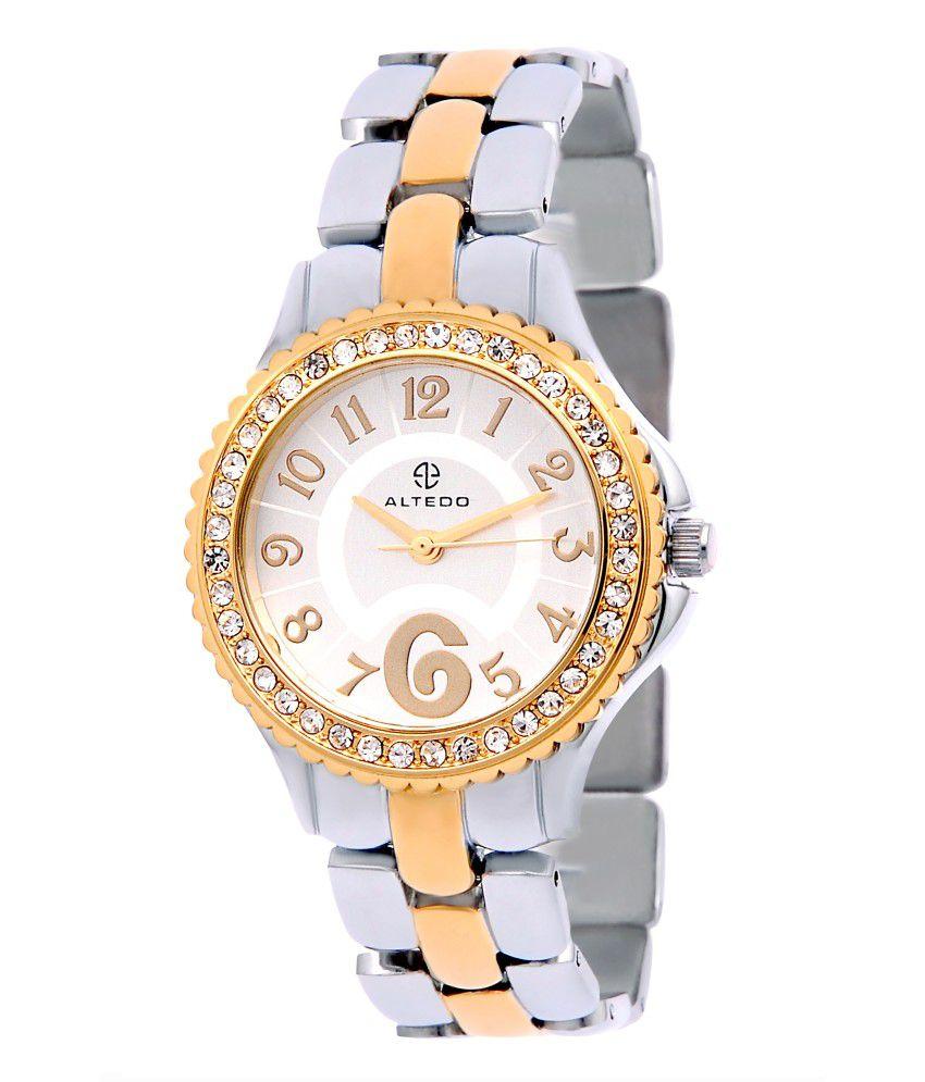 Altedo Multi Analog Wrist Watch For Women Price In India Buy