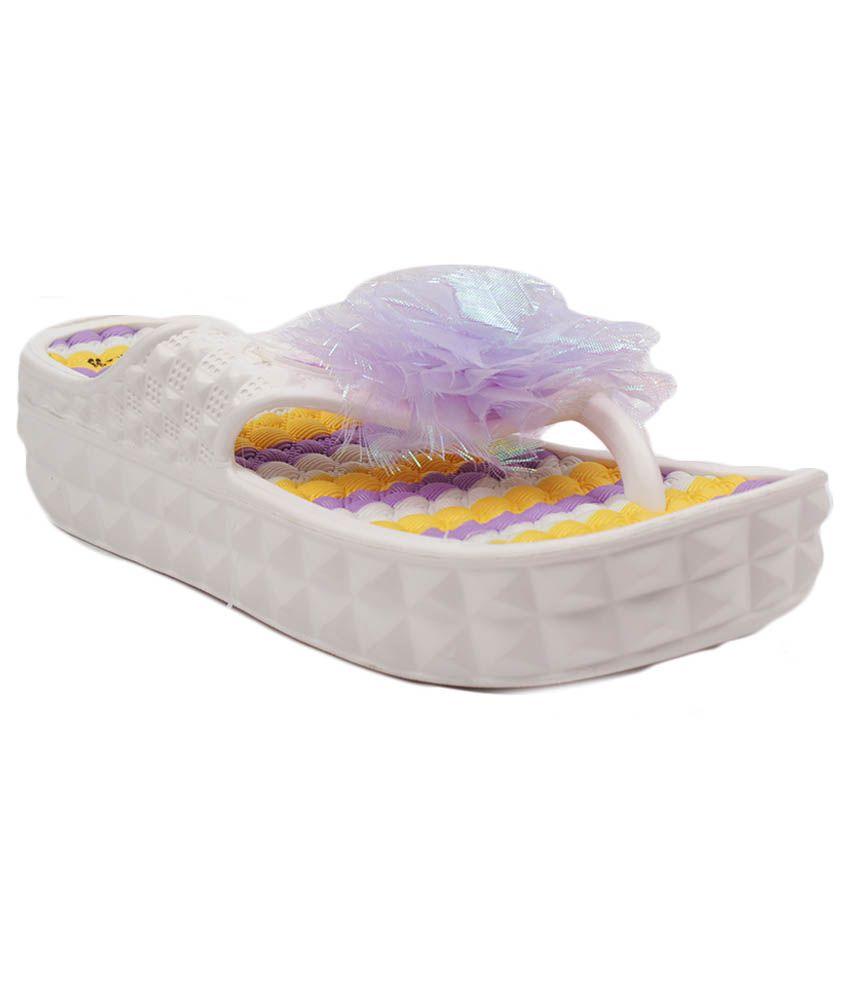 Aalishan Purple Slippers