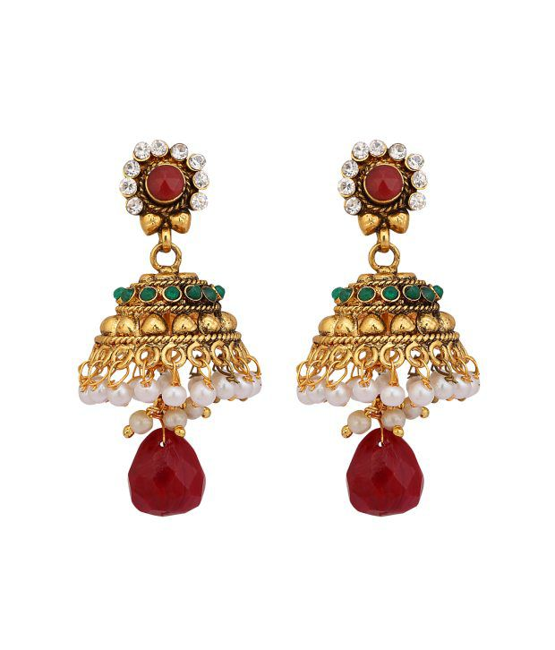Celesta Jewels Antique Designer Earring