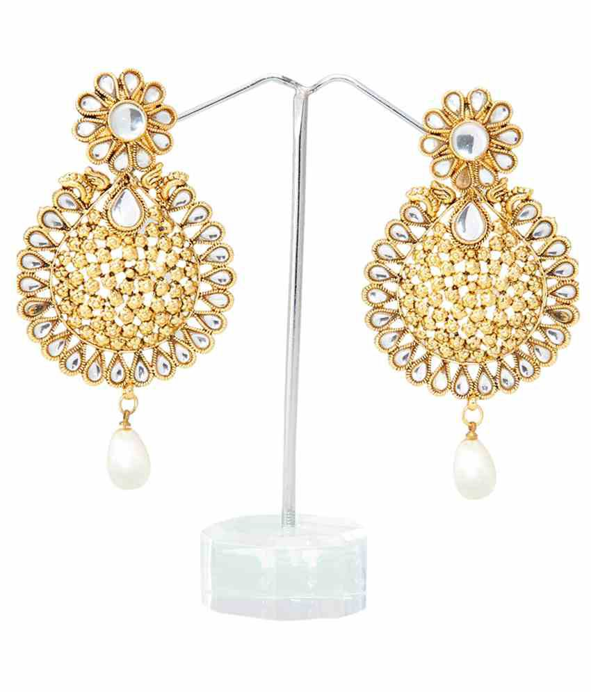 Lily Multicolour Splendid Earrings