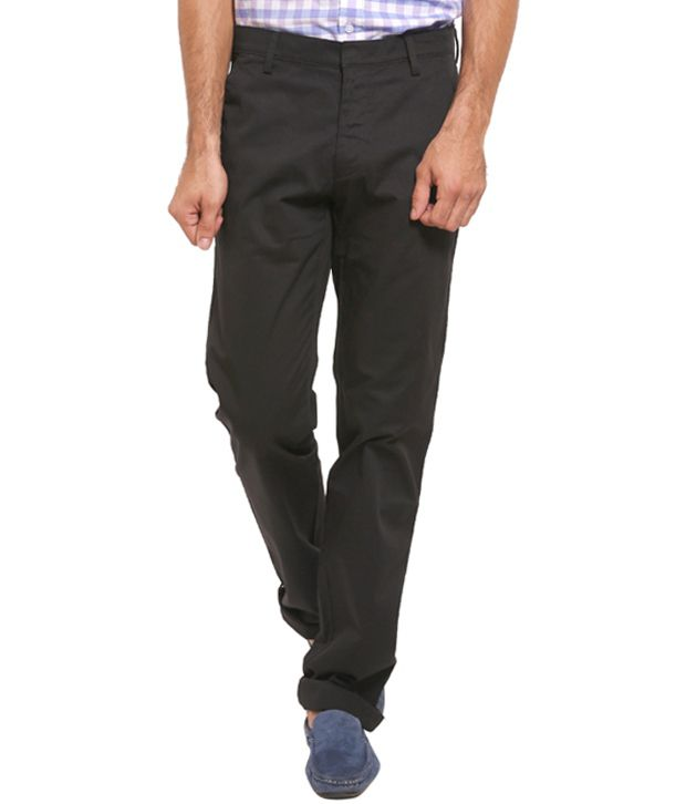 f1f1d9d9d Classic Polo Cotton Lycra Slim Fit Formals Trouser - Buy Classic Polo  Cotton Lycra Slim Fit Formals Trouser Online at Low Price in India -  Snapdeal