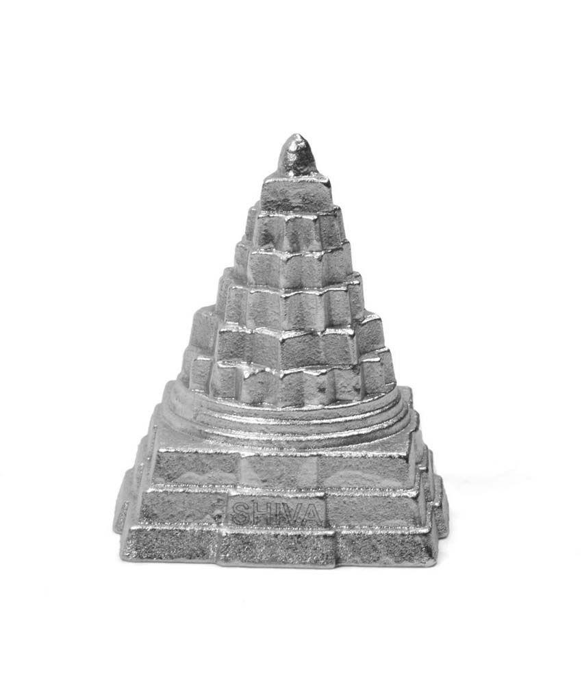 Shiva Rudraksha Ratna Parad Mercury Sri Yantra Shree Yantra 58 gm