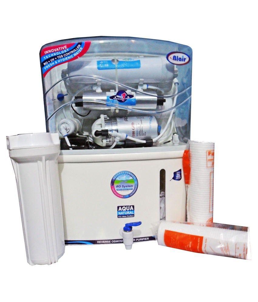blair water purifier case note analysis