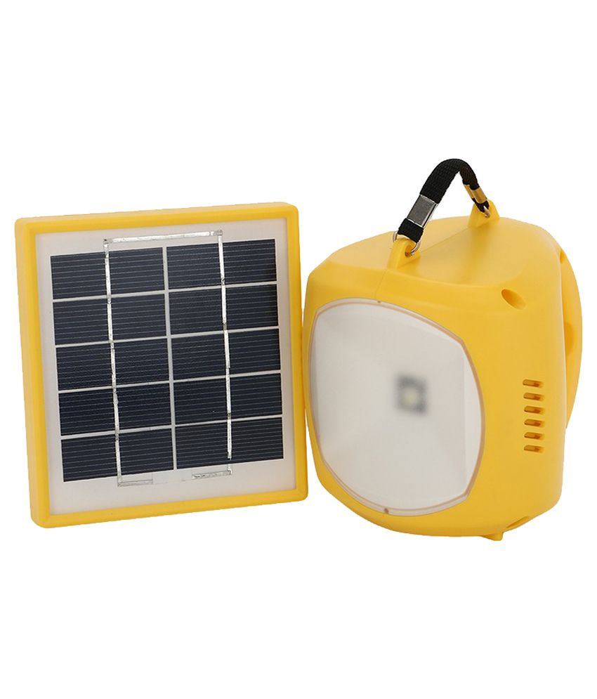 Sunflare-SF-202-Solar-Emergency-Light