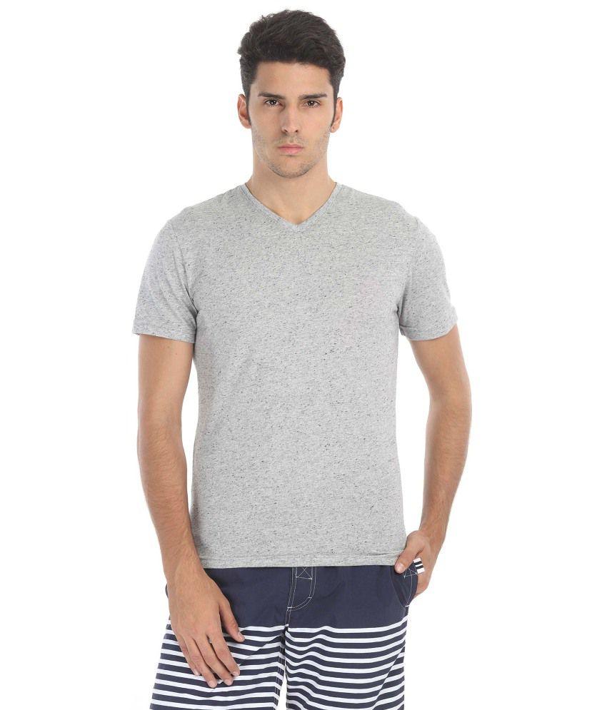 Zobello Cotton V-Neck T-Shirt