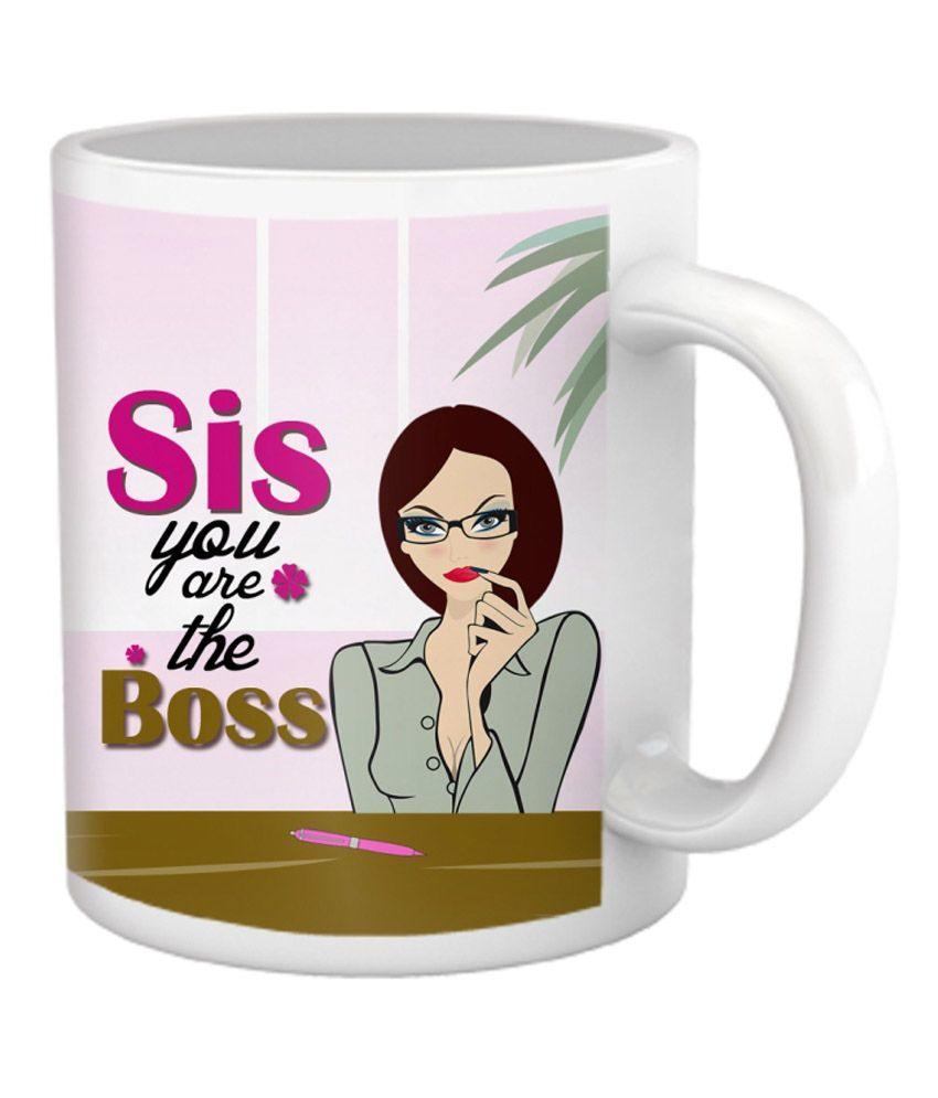 Gift For Rakshabandhan Rakhi Gifts For Sister Coffee Mug