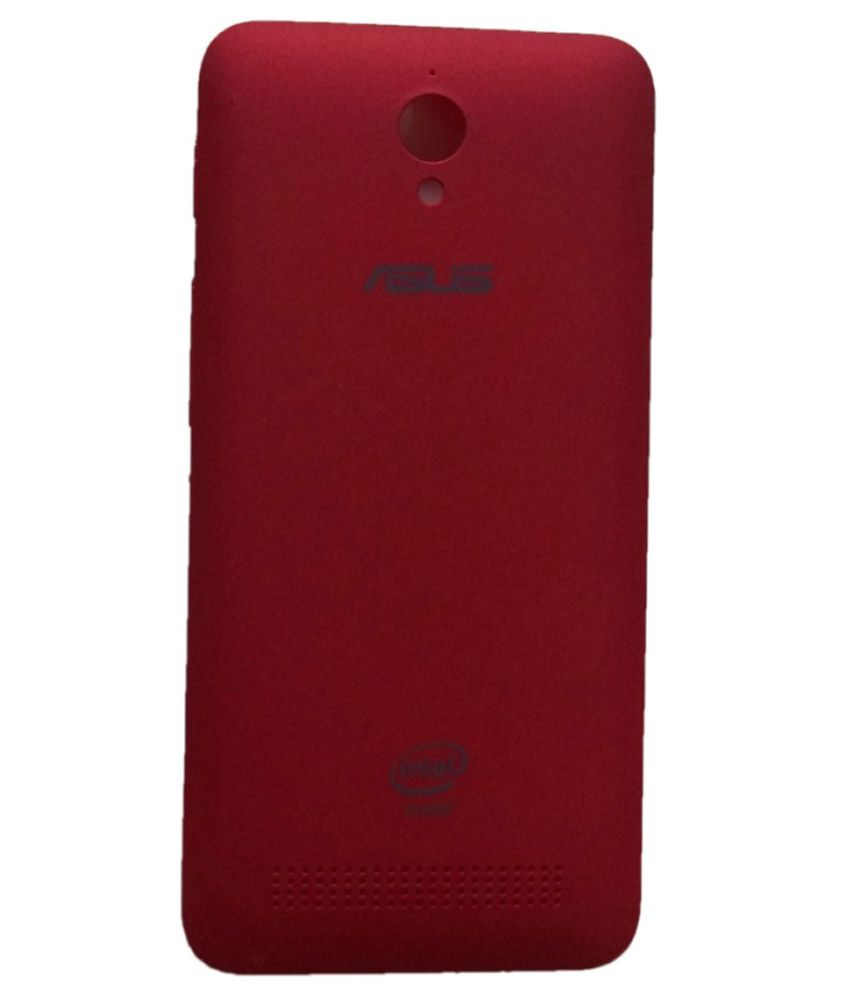 lowest price 2783e 32edb Fashion Case Back Replacement Cover For Asus Zenfone C Zc451 CG-Red ...