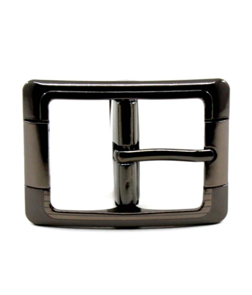 BMF Silver Formal Belt Buckle