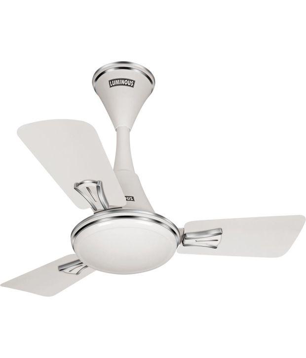 Luminous 24 600_Audie_Mirage_White Audie Ceiling Fan Mirage White