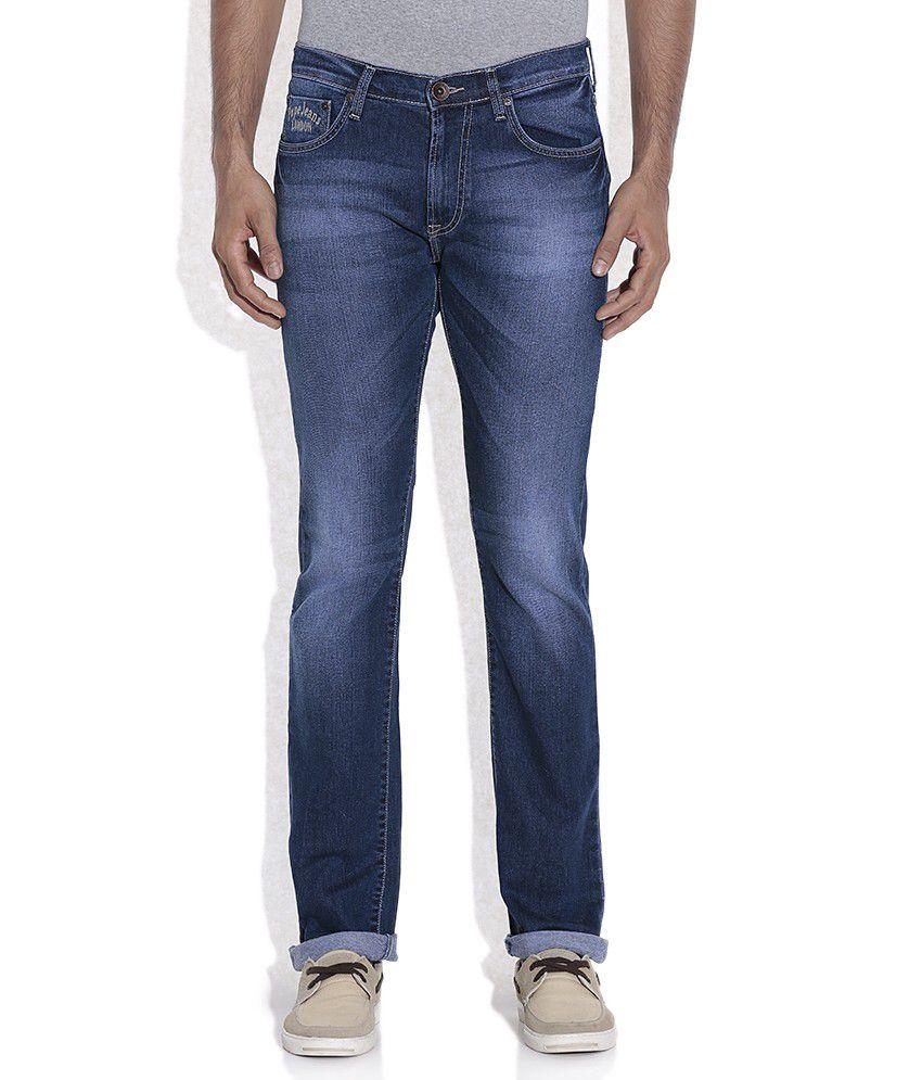 Pepe Jeans London Blue Regular Fit Jeans