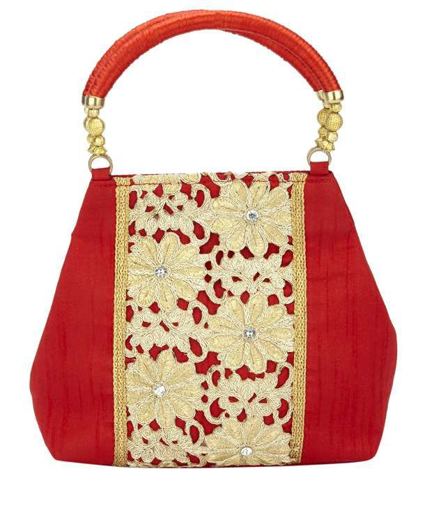 Fadanli Collection Red Handbag