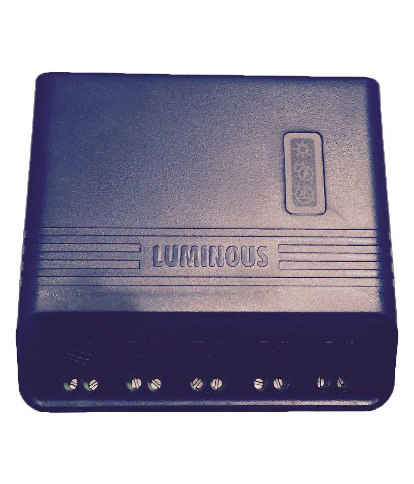 Luminous-12/24-Volt-10-Amp-Charge-Controller-Solar-Inverter