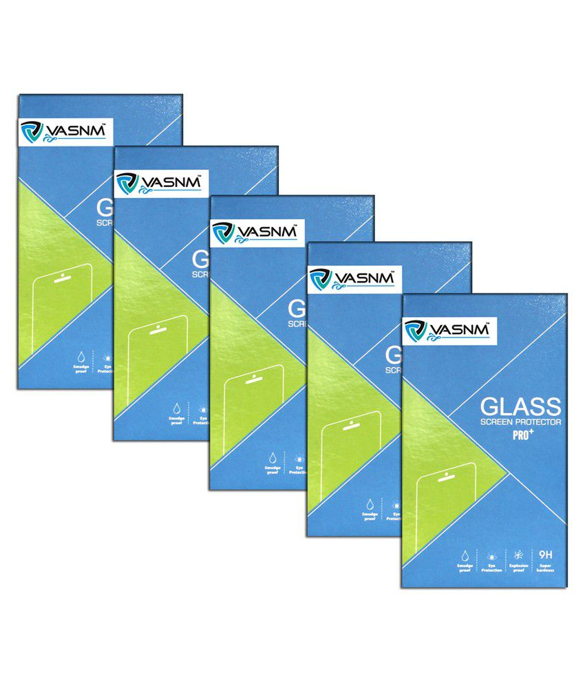 Panasonic Eluga_i - Tempered Glass Screen Guard by Vasnm