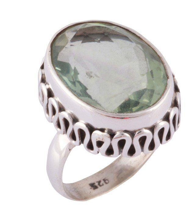 Kirti Impex 925 Sterling Silver Ring