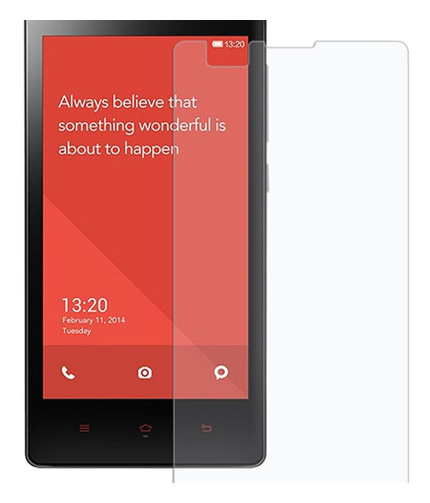 xiomi redmi note 4g tempered glass screen guard by assault