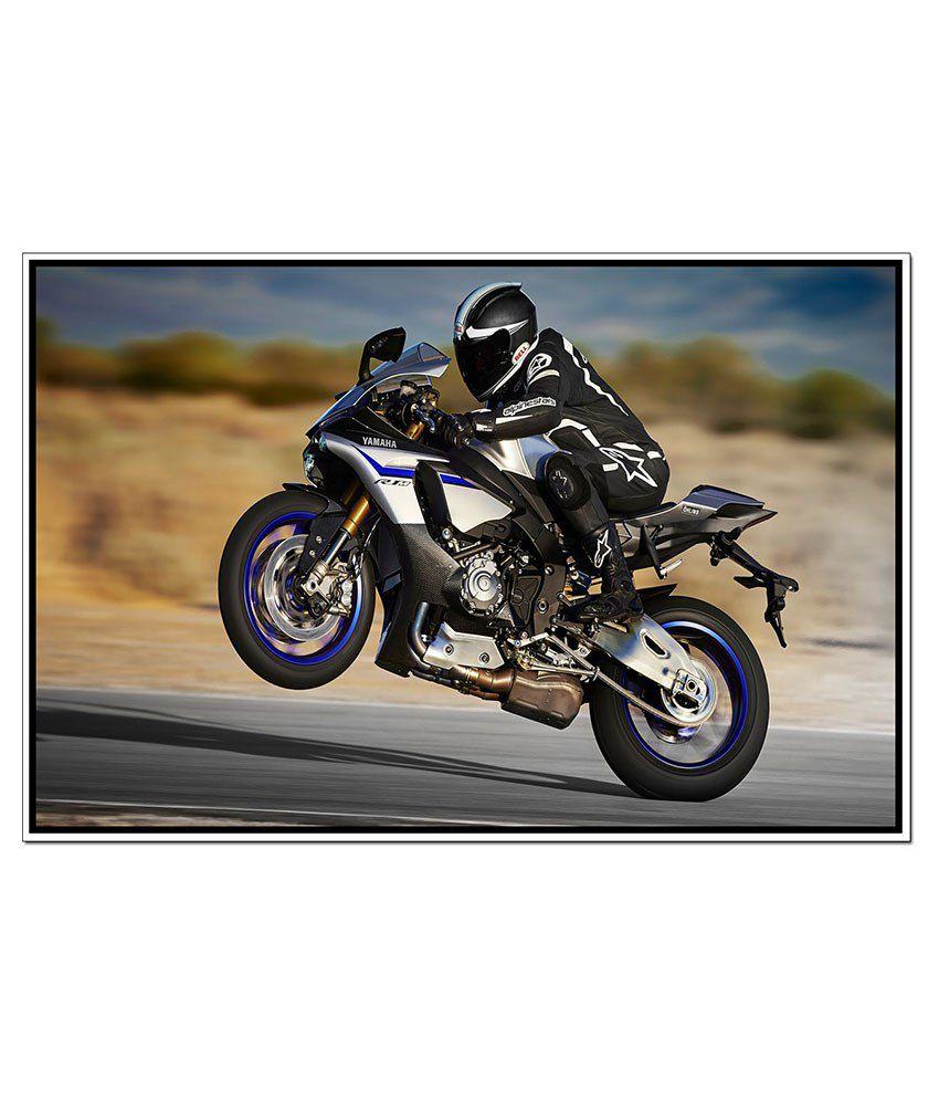 Shopolica yamaha yzf r1 bike poster buy shopolica yamaha for Yamaha n3 price