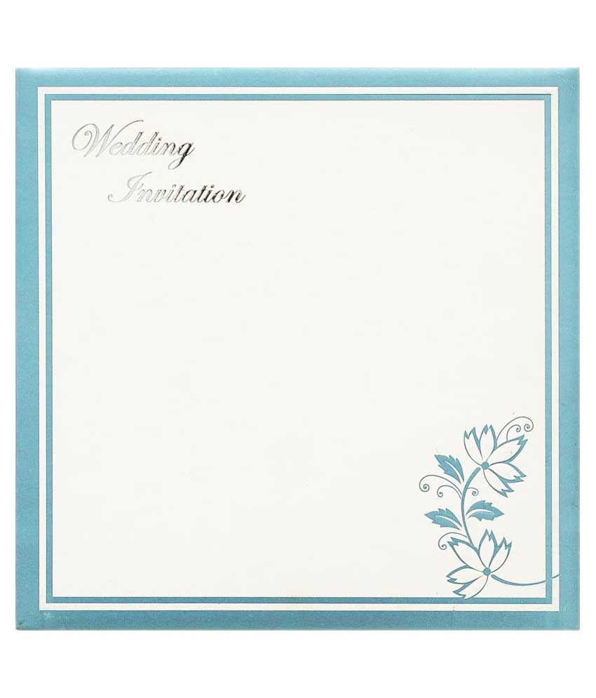 nakoda cards elegant wedding invitation card pack of 100 buy