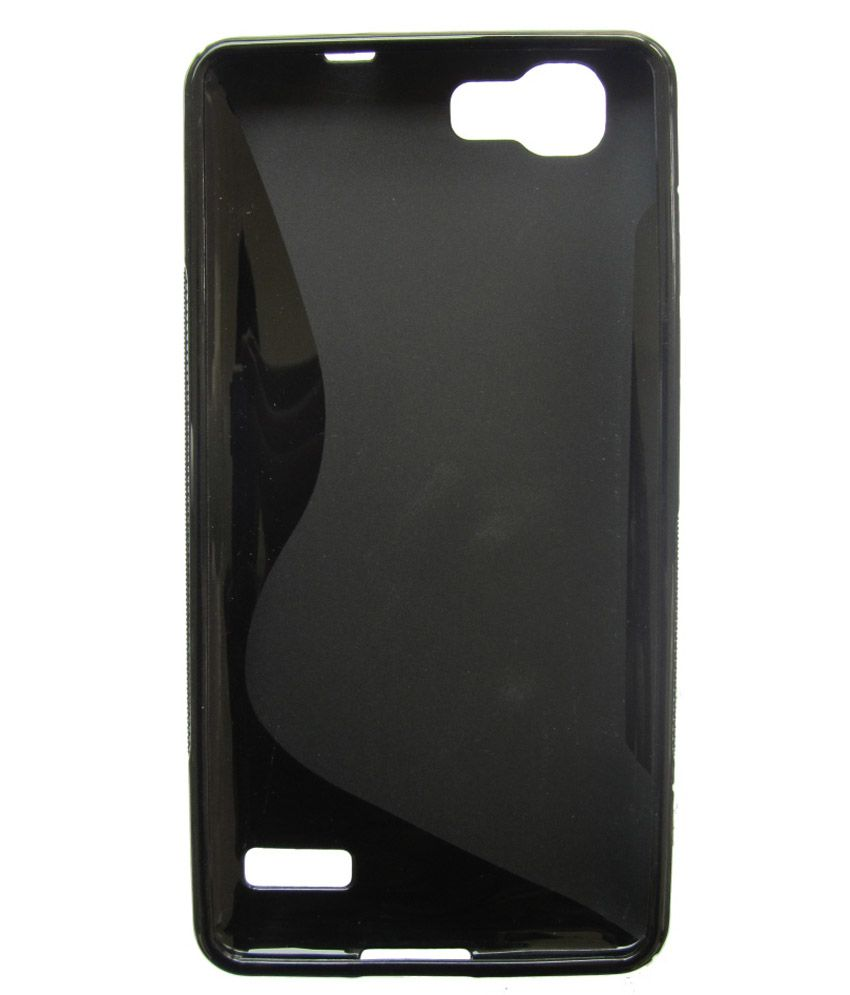 the best attitude e7570 43e61 Ziaon TPU Soft Gel Back Cover Case For Karbonn Titanium Dazzle 2 S202