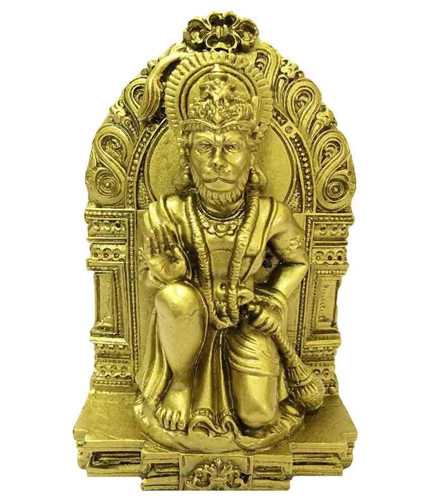 Matchless Gifts Terracotta Hanuman Idol