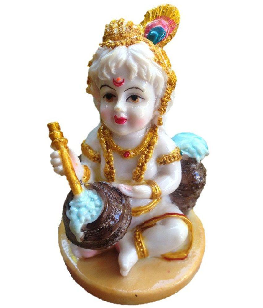 M Tek White Marble Krishna Idol Buy M Tek White Marble Krishna