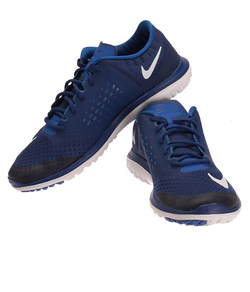 df02d3a647b Nike Fs Lite Run 2 Blue Sports Shoes - Buy Nike Fs Lite Run 2 Blue ...