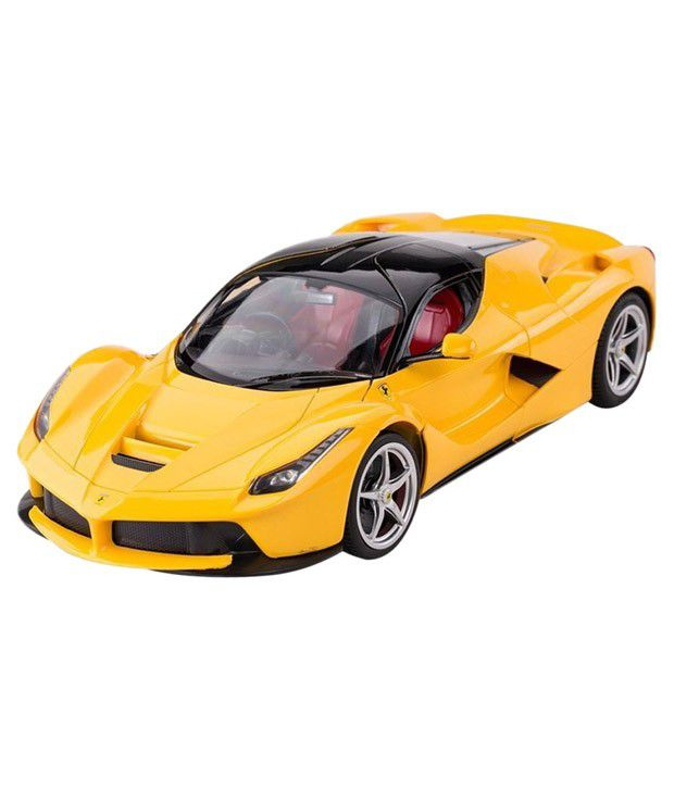 Fantasy India Fantasy India Ferrari Style RC Rechargeable Car With Opening Doors