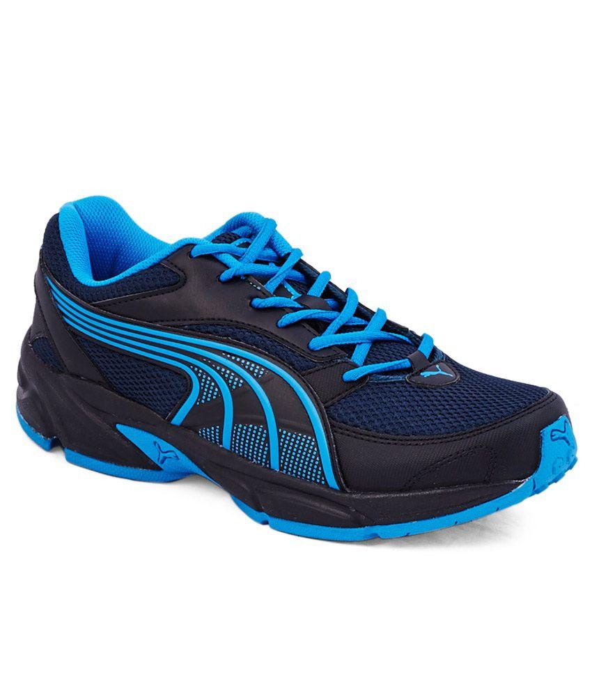 b49998a3665 Puma Atom Fashion Ii Blue Sport Shoes - Buy Puma Atom Fashion Ii ...