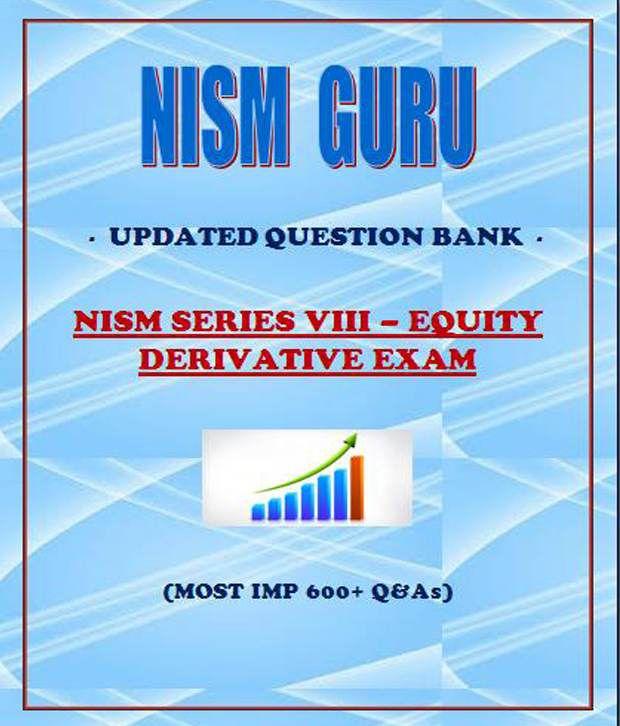 NISM GURU - NISM Series VIII - Equity Derivatives