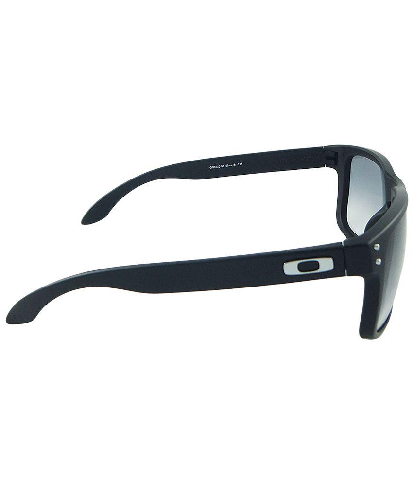 oakley sunglasses unisex  oakley holbrook oo 9102 95 wayfarer unisex sunglasses