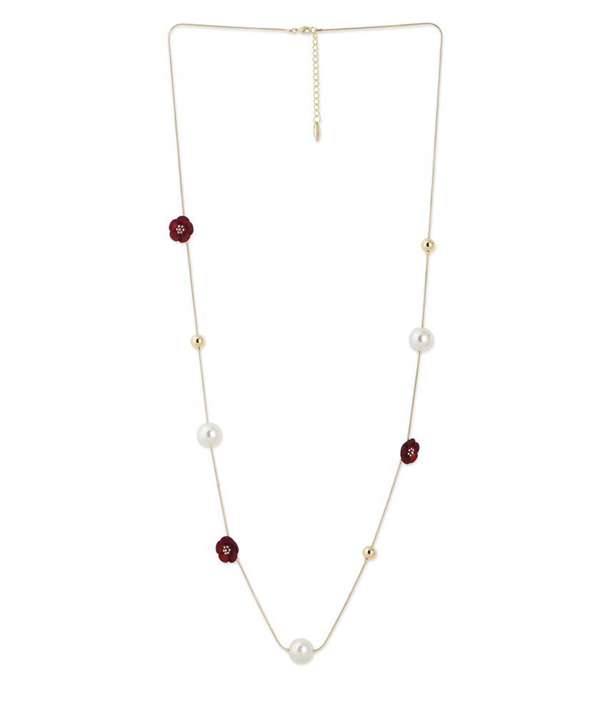 BGS Multi Alloy Style Diva Festive Necklace