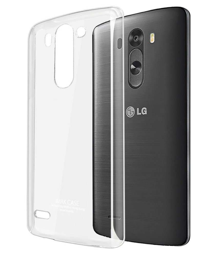 competitive price ed214 26a13 Case Design Transparent Back Cover for LG G3 Stylus