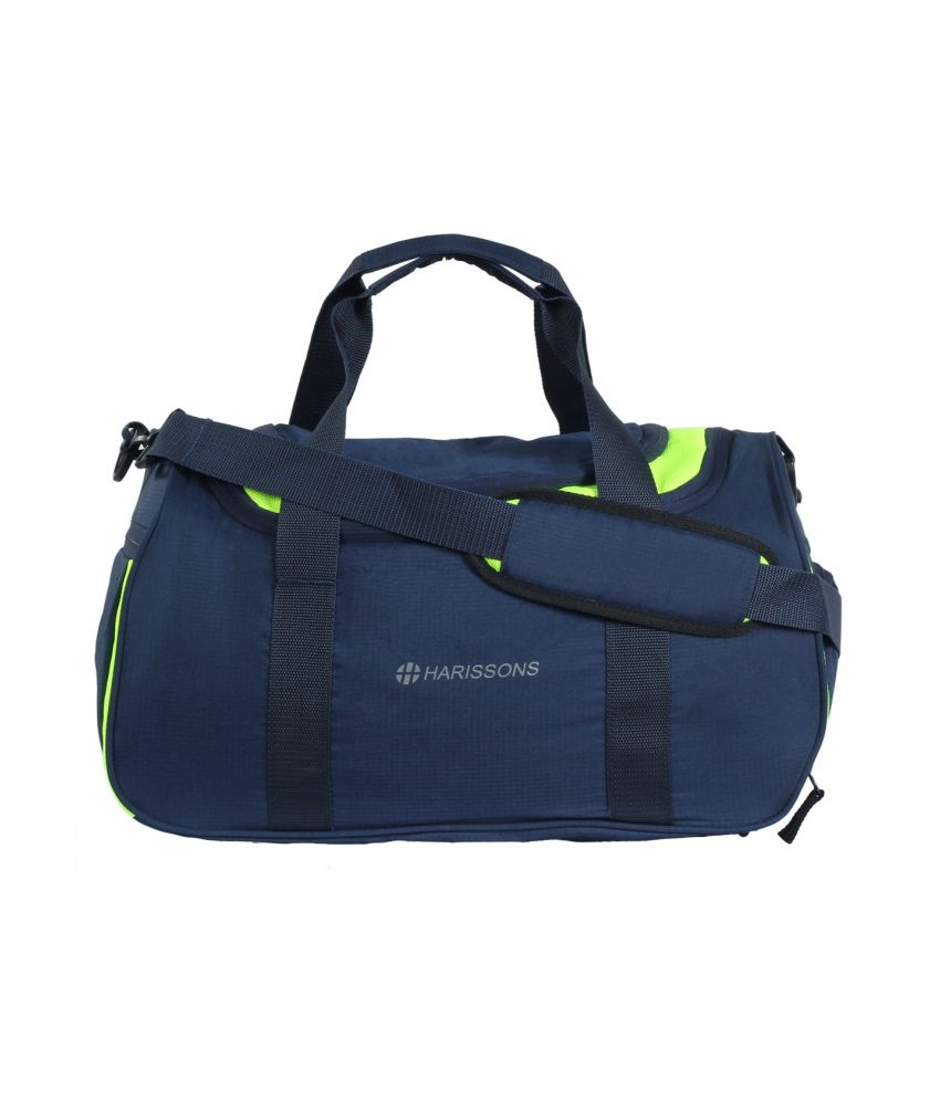 Harissons Float Blue gear Gym Bag