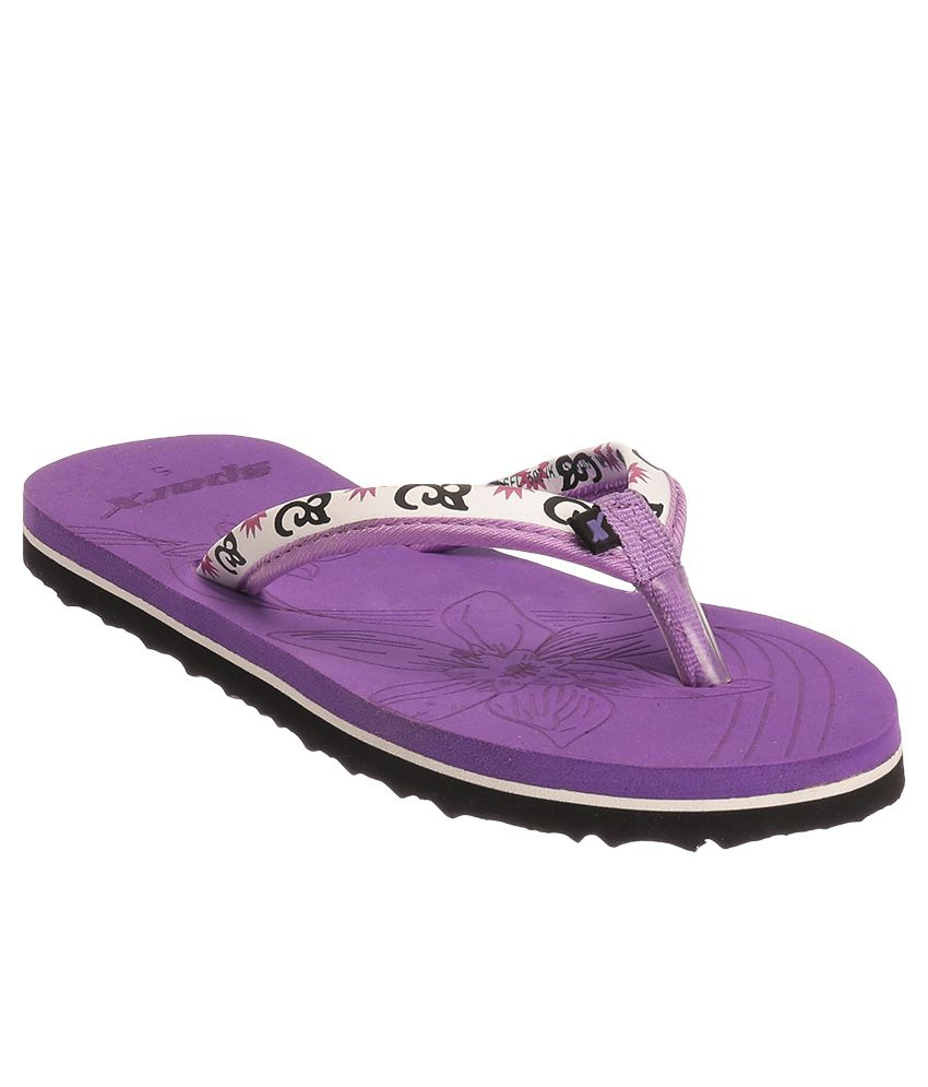 e984d1d6847b Sparx Purple Slippers Price in India- Buy Sparx Purple Slippers Online at  Snapdeal
