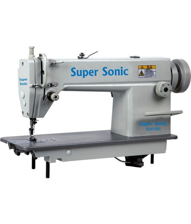 Super Sonic High Speed Lock Stitch Sewing Machine Price In India Stunning Super Stitch Sewing Machines