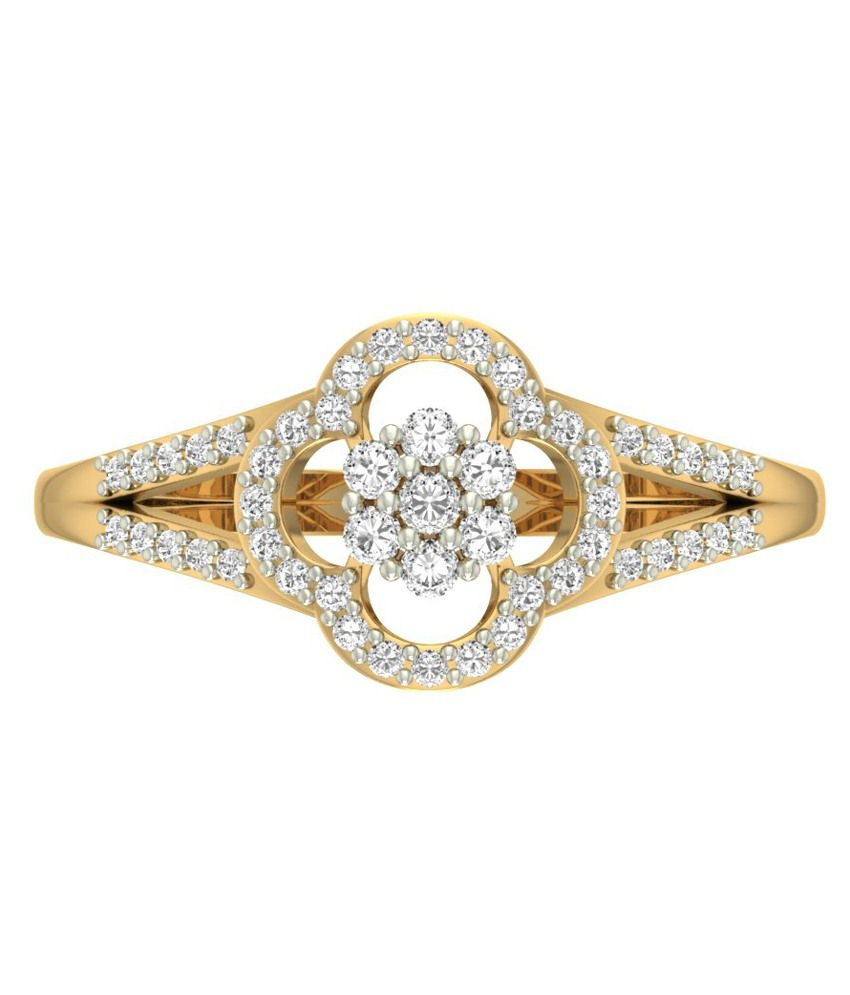 Jewels5 18kt Gold Ring