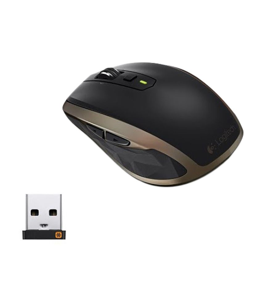 Logitech MX Anywhere2 Bluetooth Mouse